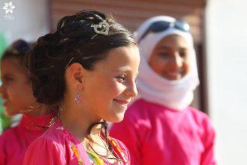 (العربية) تخريج 2000 طالب وطالبة من مدارس المخيمات