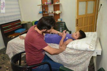 ألف وسبعمائة مريض شهرياً في مركز بنفسج الصحي
