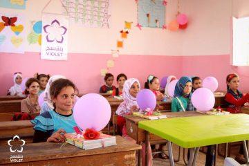 حملة العودة إلى المدرسة في ادلب وحلب