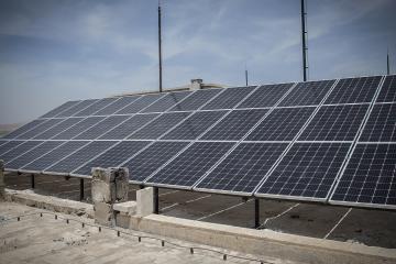 (العربية) 15 منشأة صحية مزوَّدة بالكهرباء عبر الطاقة الشمسية فقط !!