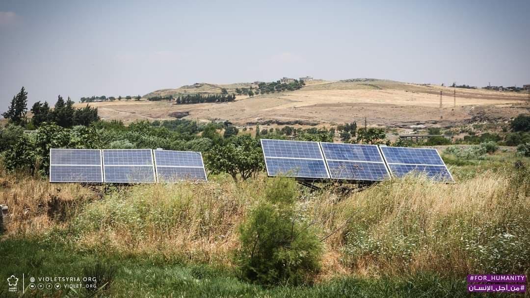 15 منشأة صحية مزوَّدة بالكهرباء عبر الطاقة الشمسية فقط