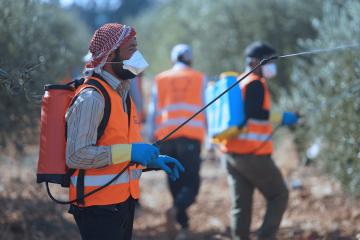 مشاريع تنموية جديدة لترفع من مستوى المعيشة في الشمال السوري