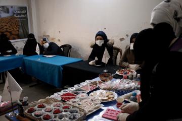 (العربية) دورات التدريب للتأهيل المهني في شمال غرب سوريا