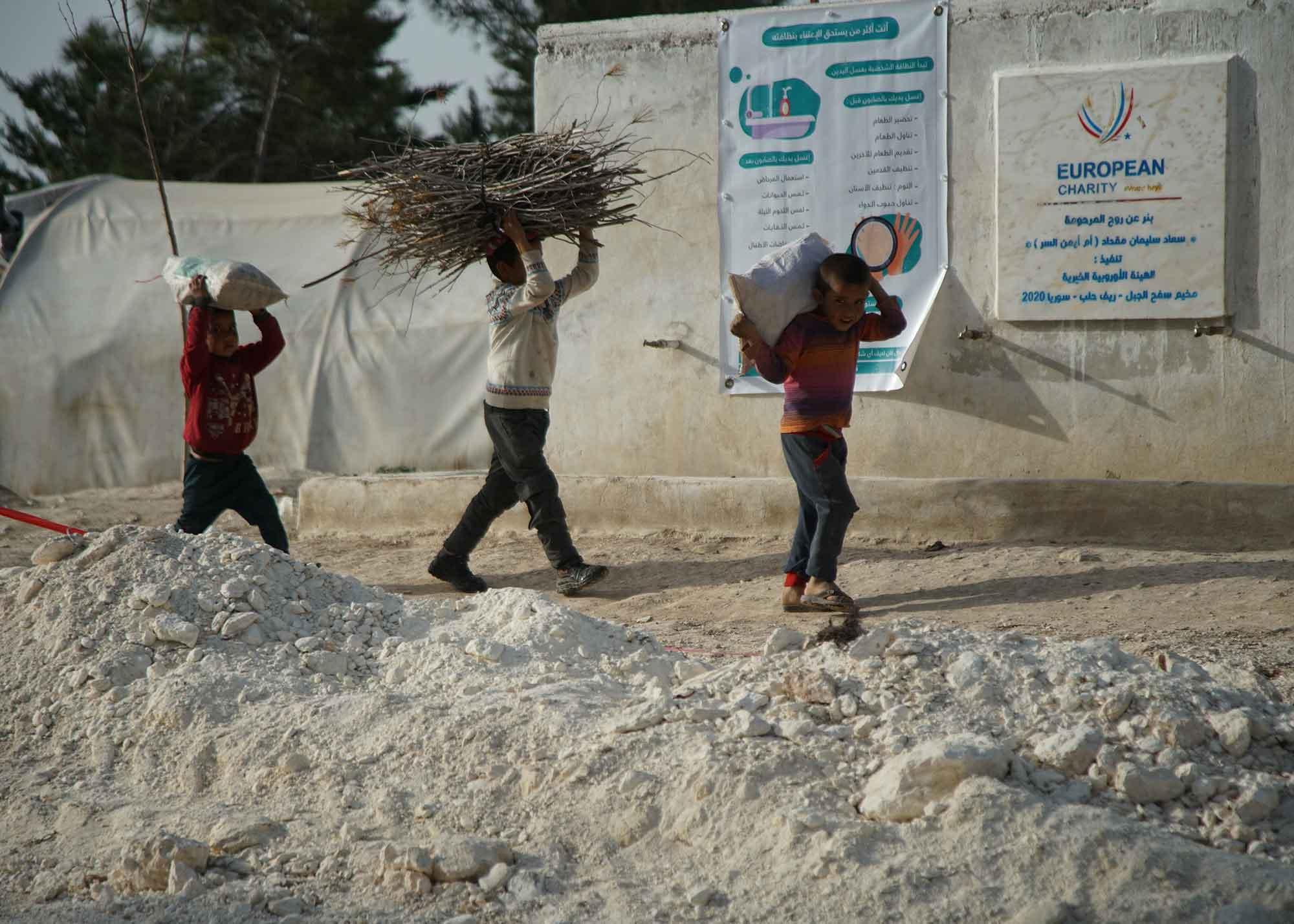 10 أعوام من معاناة الأطفال في سوريا